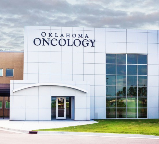 003 Entry Facade - Oklahoma Oncology Cancer Center-2