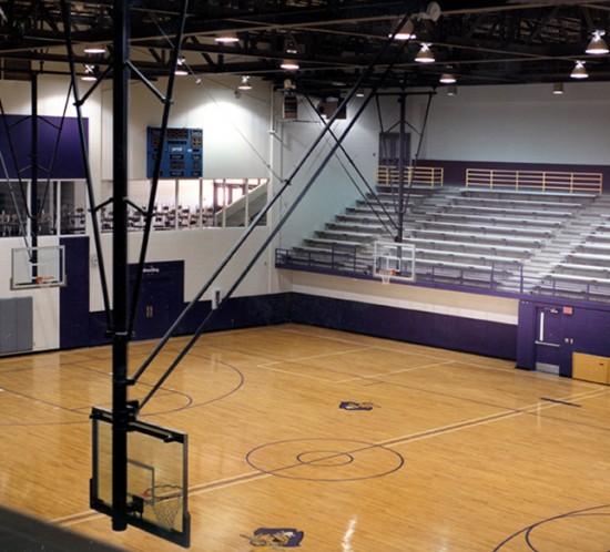004 Mannford Gymnasium