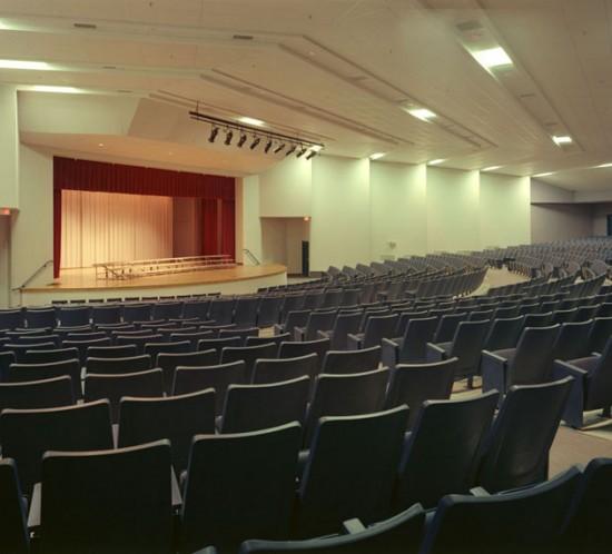 005 Muskogee Public Schools Auditorium