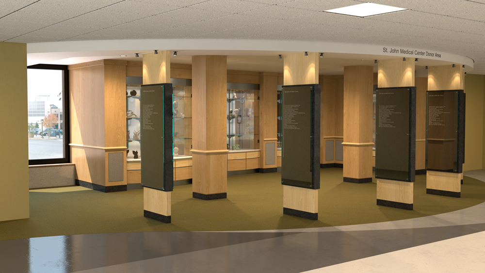 Main lobby renovation