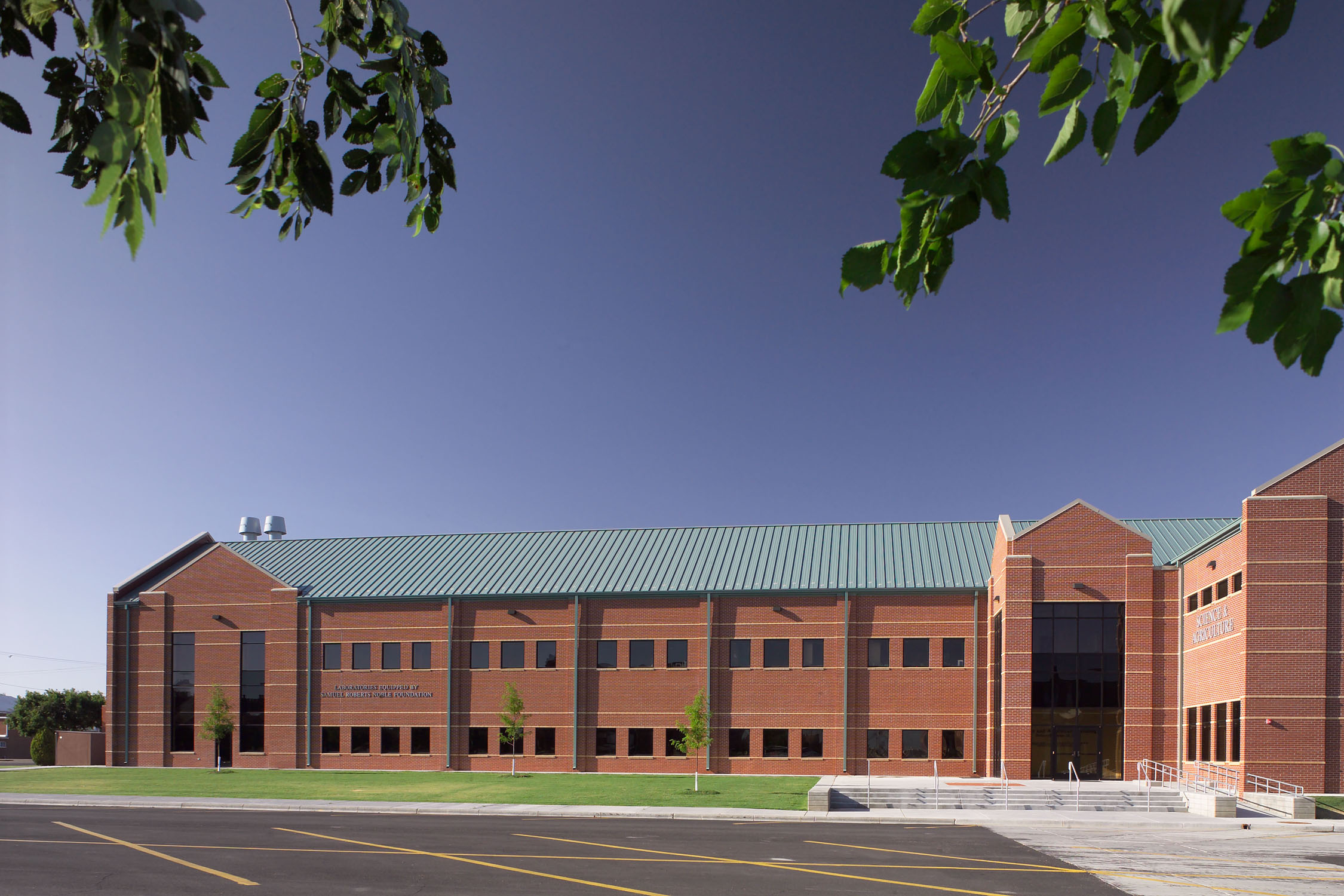 Oklahoma State University Agriculture Building